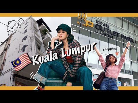 VLOG | มาเลย์มีอะไร ? ช้อปปิ้ง Outlet + ย่านคนชิค | Malaysia [ENG CC]