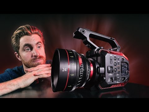 Hands-On Review | Panasonic AU-EVA1