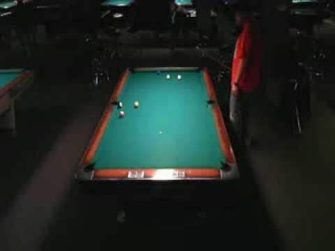 Bobby Hunter V Sergio One Pocket Tournament Red Shoes Billiards 11 ...