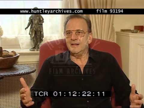 Ronald Harwood on Roman Polanski, 2000's  Film 93194