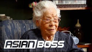 How Japanese People Live To Be 100 | ASIAN BOSS