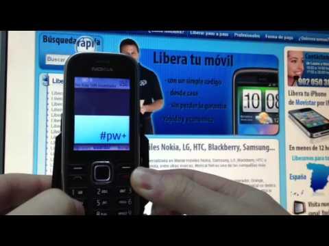 Liberar Nokia 3720 Classic de Movistar, Orange o Yoigo por imei