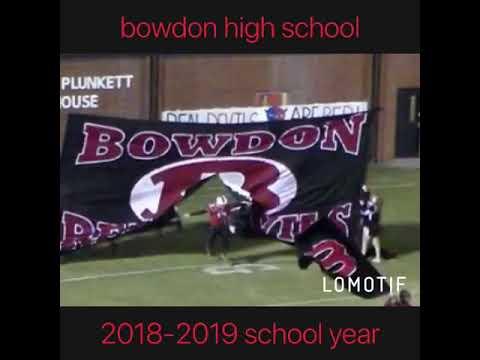 Bowdon high school 2018-2019