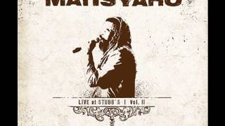 Watch Matisyahu Two Child One Drop video