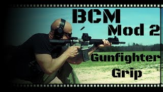 Bravo Company BCM Mod 2 Gunfighter AR-15 Grip Review (HD)