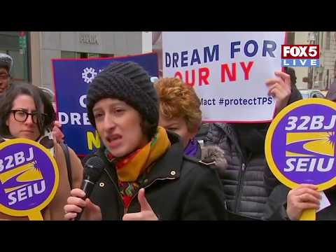 FOX 5 LIVE (3/5): DACA protests in D.C. on former March 5 deadline day; Trump with Netanyahu