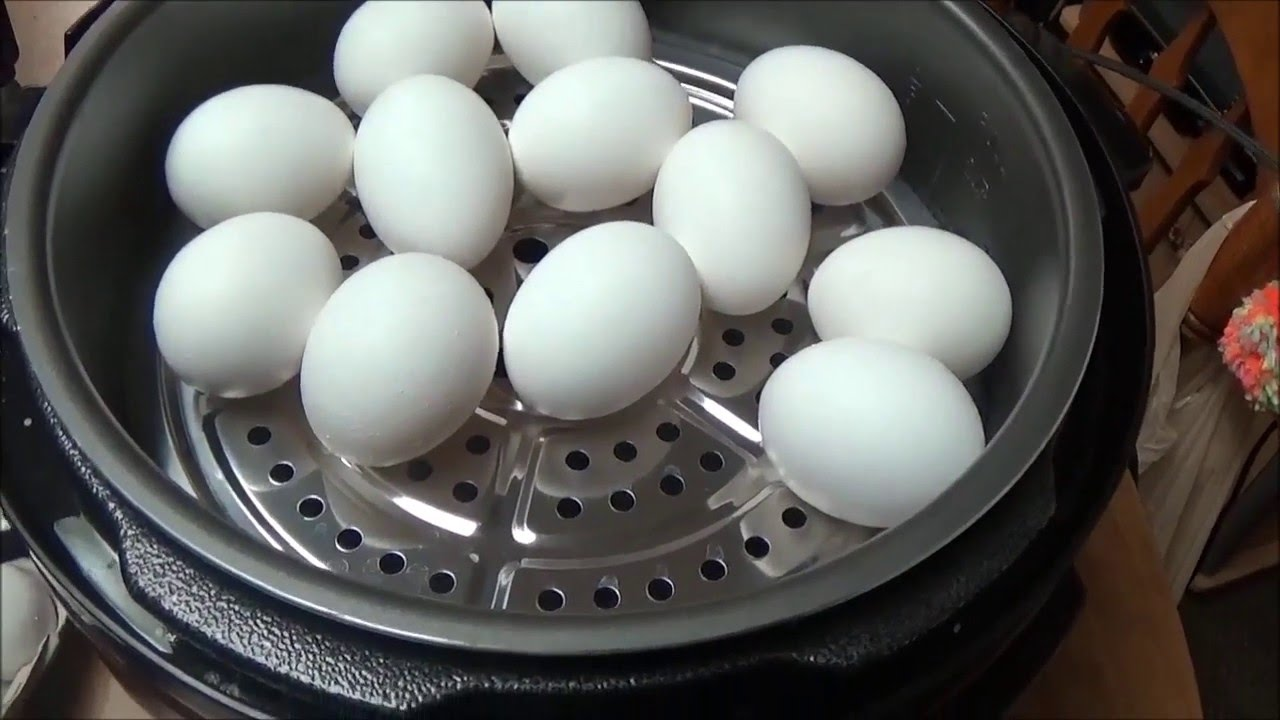 Recipe For Making Boiled Eggs In Power Pressure Cooker Xl Using 666 Method
