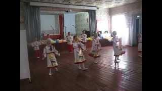 """Чувашский танец """"Чаваш адизем"""" (Дети Чувашии)"""