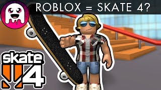 I Tried The Roblox Skate Games... | Let's Play: Roblox Skateboarding