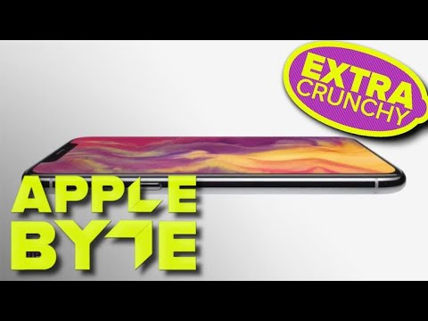 Hot takes from the Apple iPhone X Event (Apple Byte Extra Crunchy Podcast, Ep. 100)