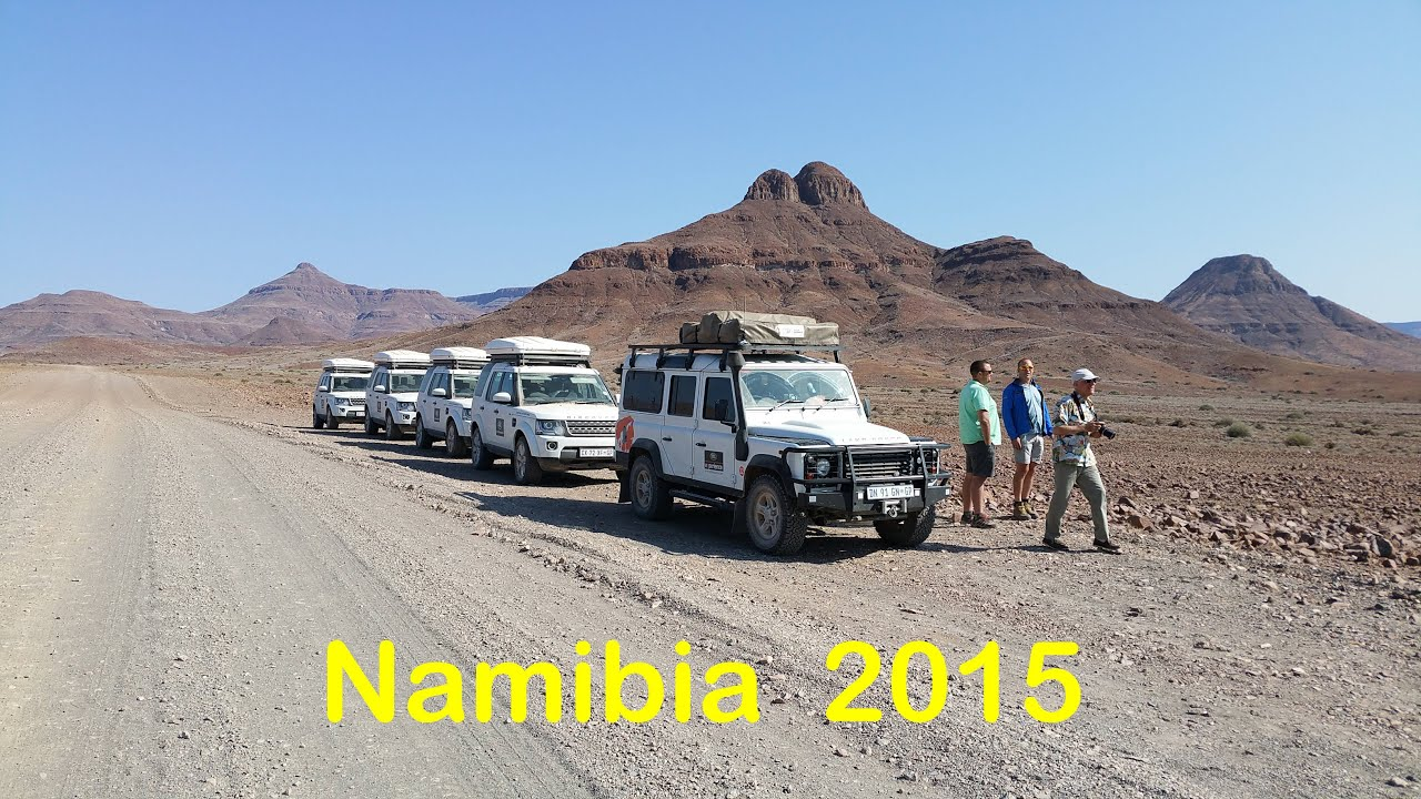 namibia 2015 mit land rover experience 4x4 offroad youtube. Black Bedroom Furniture Sets. Home Design Ideas