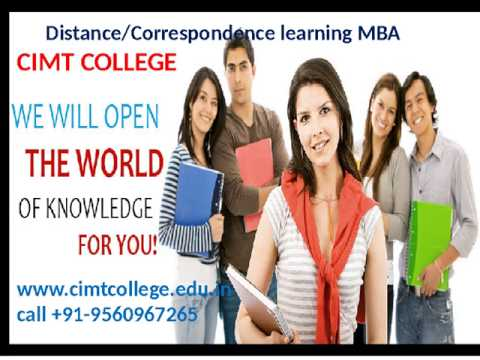 Distance/Correspondence MBA Colleges in Delhi/NCR
