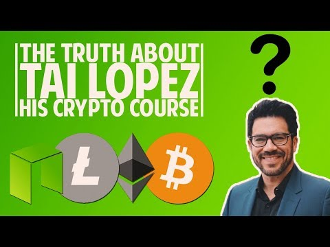 The truth about Tai Lopez his crypto course