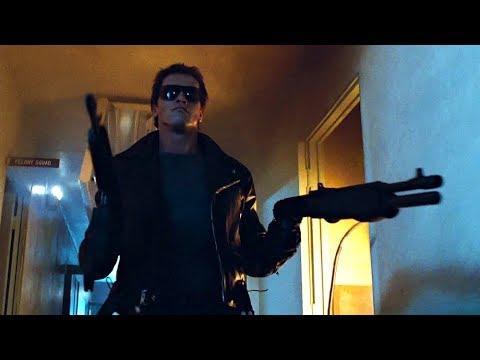 Download I'll be back (Police station assault) | The Terminator [Open Matte, Remastered]