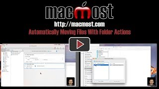 Automatically Moving Files With Folder Actions (#1474)