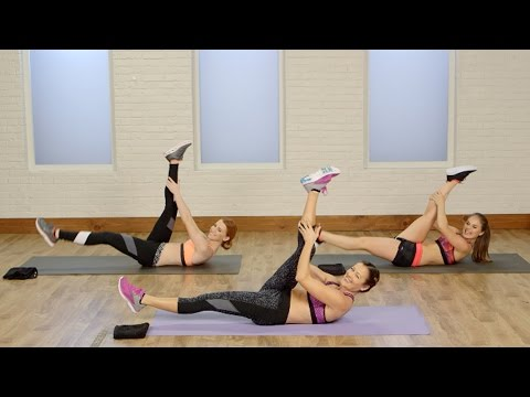20-Minute Long and Lean Mashup Workout   Class FitSugar