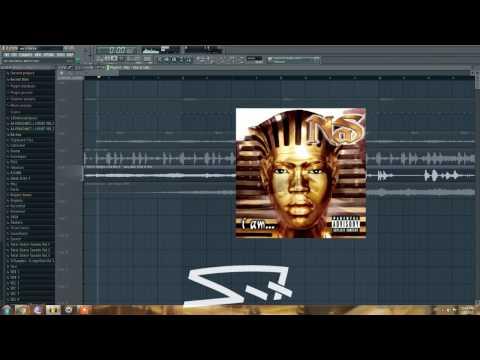Nas - Nas Is Like Instrumental remake by SnX FL Studio 11