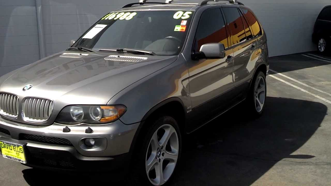 used 2005 bmw x5 v8 for sale stk 382et youtube. Black Bedroom Furniture Sets. Home Design Ideas
