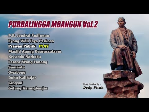 Full Album PURBALINGGA MBANGUN VOLUME 2 Kumpulan Lagu Ngapak Dedy Pitak [OFFICIAL AUDIO]