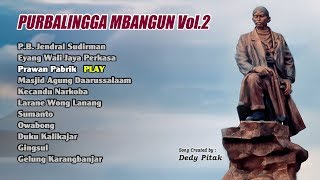 Full Album Purbalingga Mbangun Volume 2 Kumpulan Lagu Ngapak Dedy Pitak  Officia