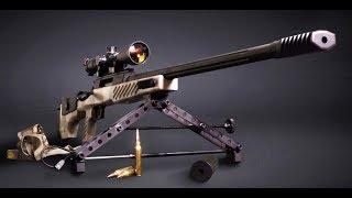 Новая! Украинская снайперская винтовка дальность 3000 метров!