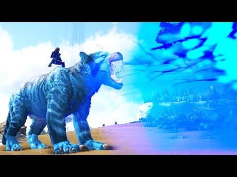 EL ÚLTIMO DIOS! INCREÍBLE PANTERA CELESTIAL!- FLIPARK #50 - ARK: Survival Evolved