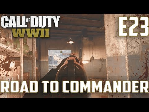 Call Of Duty World War 2(RTC)PS4 Ep.23-War On Operation Neptune(Combat Shotty Gameplay}