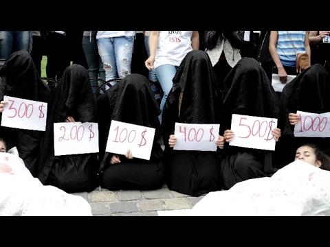 Сексуальное рабство: Истории в деталях