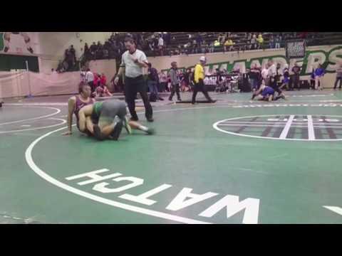 Eagle Rock High School Wrestling 2016 -2017 highlight Video