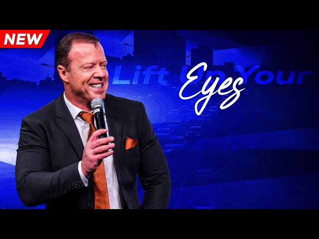 Lift Up Your Eyes | Pastor At Boshoff | 4 August 2019 AM