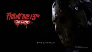 Friday the 13th    jugando