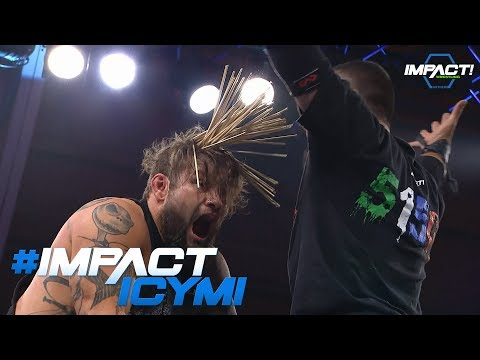 The Brutal Finale of Barbed Wire Massacre III | IMPACT! Highlights Jan. 18th, 2018