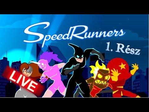 Speedrunners ⚡ - Fussunk az életünkért! 🏆 (New Rush City)