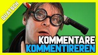 """Dämliche Kommentare Kommentieren - Beleidigungen von """"Menschlichkeit"""""""
