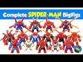 Spider-Man Far From Home Iron Spider MCU Avengers Endgame Quantum Suit Unofficial LEGO BigFigs