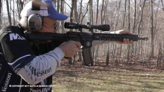 Performance Center M&P15 Competition 3Gun with Jerry Miculek