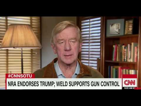 William Weld on Gun Control 05222016