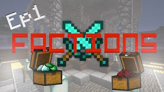 Minecraft: Factions Ep1 -  Everyone Loves Me