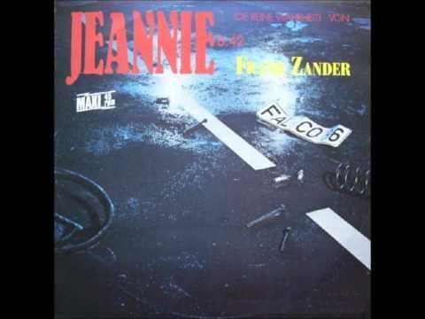 Frank Zander-Jeannie (Original LP-Quali)