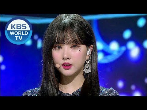 GFRIEND - Time for the moon night   여자친구 - 밤 [Music Bank HOT STAGE / 2018.05.18]