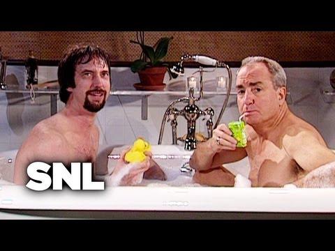 Lorne & Tom in a Tub: Rubber Duck - Saturday Night Live