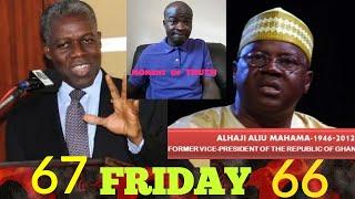 General SECRET BEHIND AMISSAH-Authar AND ALHAJI ALU MAHAMA'S DEATH EXPOSED - Evangelist Addai