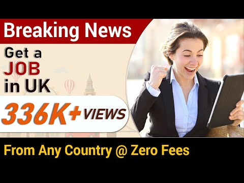 How To Get A Job In UK (Without Agent) | 6 Steps For UK Work Permit | Tier 2 Visa | Student Forum