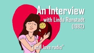 Linda Ronstadt Loves the Radio (Radio.com Minimation)