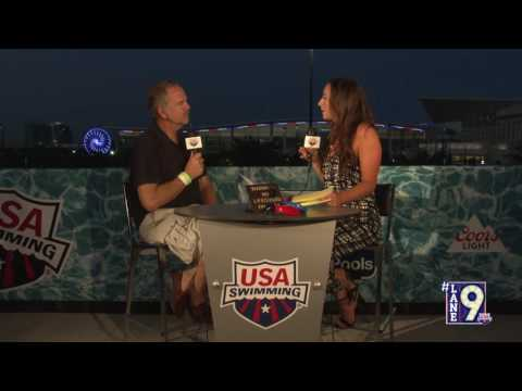 US Olympic Team Trials - Swimming: #Lane9 Night 5: John Naber Interview