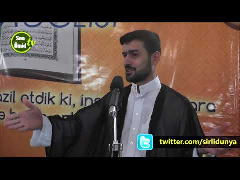 Hacı Samir cümə moizəsi 20042018