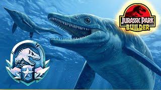 What A Splash!! - Jurassic Park Builder AQUATIC || FINALE HD