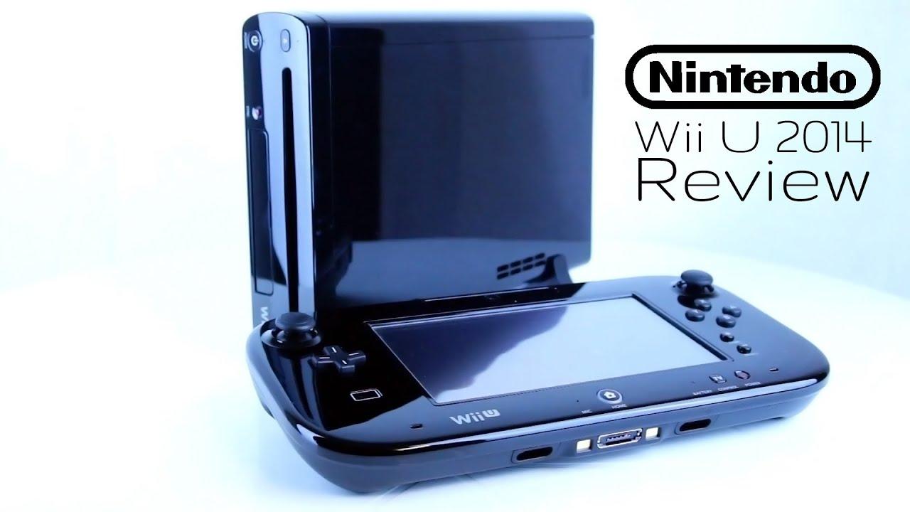 Nintendo Wii U 2014 Deluxe Edition Hands