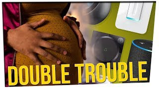 Smart Devices Being Dumb || Twin Brothers Father a Child || Woman Gives Birth Twice