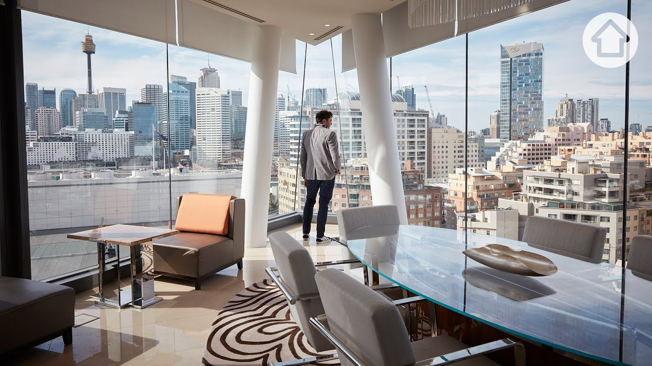 You've never seen a penthouse like this